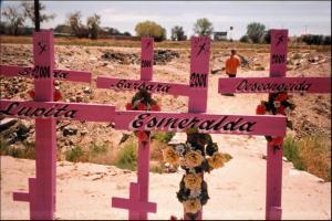 Ciudad Juarez Crosses
